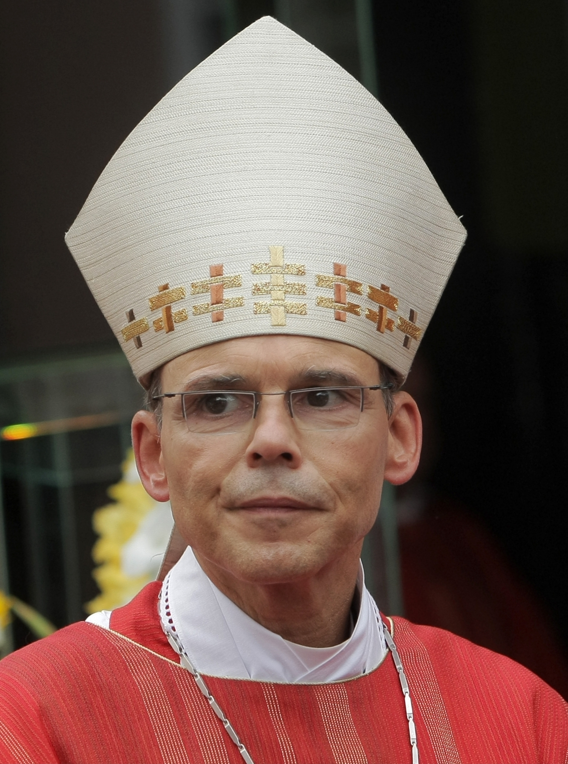 'Bishop Of Bling' Suspended By Pope Francis