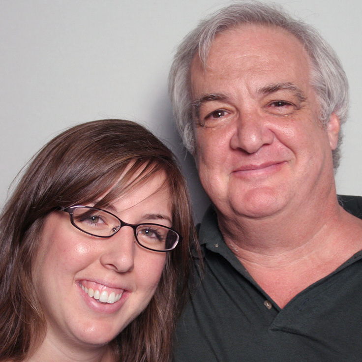 Rebecca Greenberg made her first visit to StoryCorps with her mother. This time her father, Carl, joined them for some laughter and reminiscing.