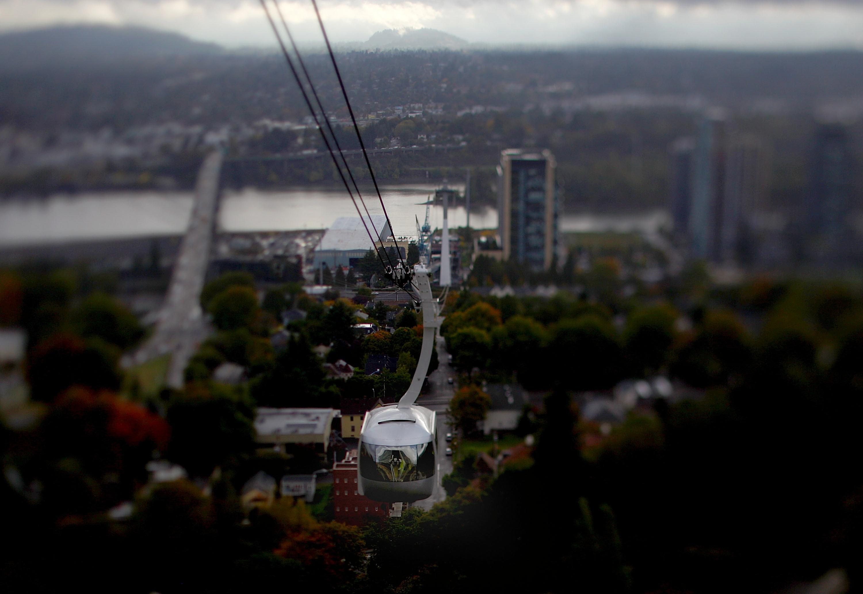 Portland Car Show >> How To Solve A Sky-High Commuting Conundrum : NPR