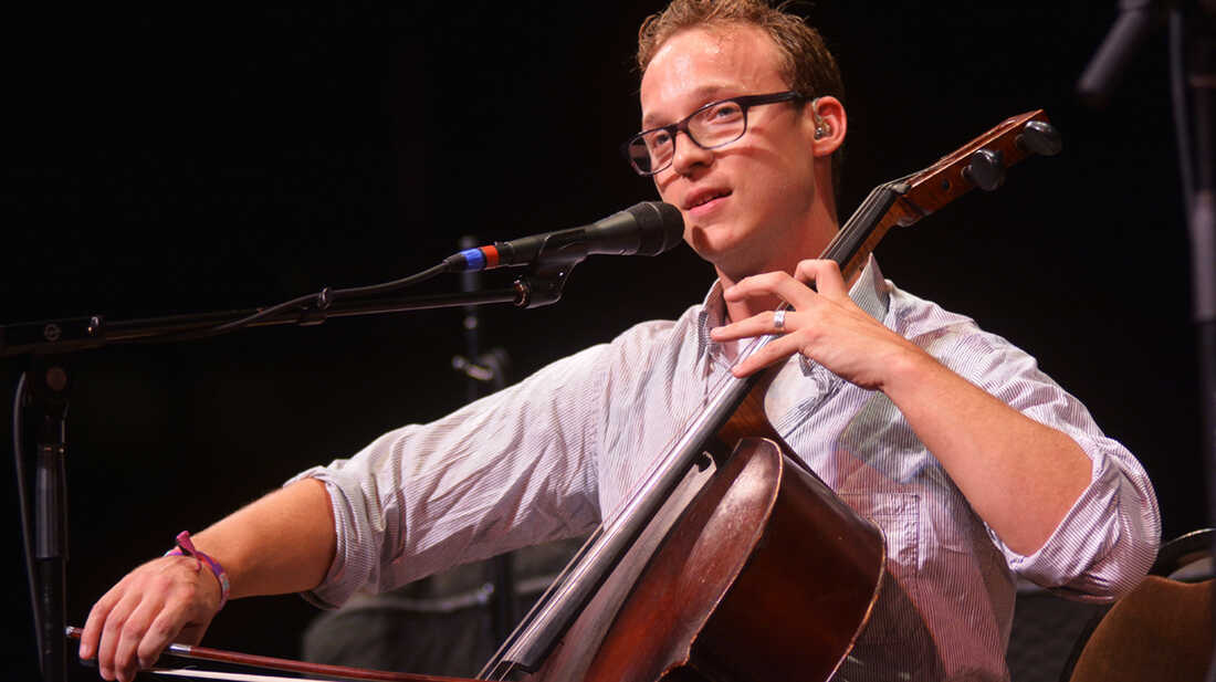 Ben Sollee On Mountain Stage