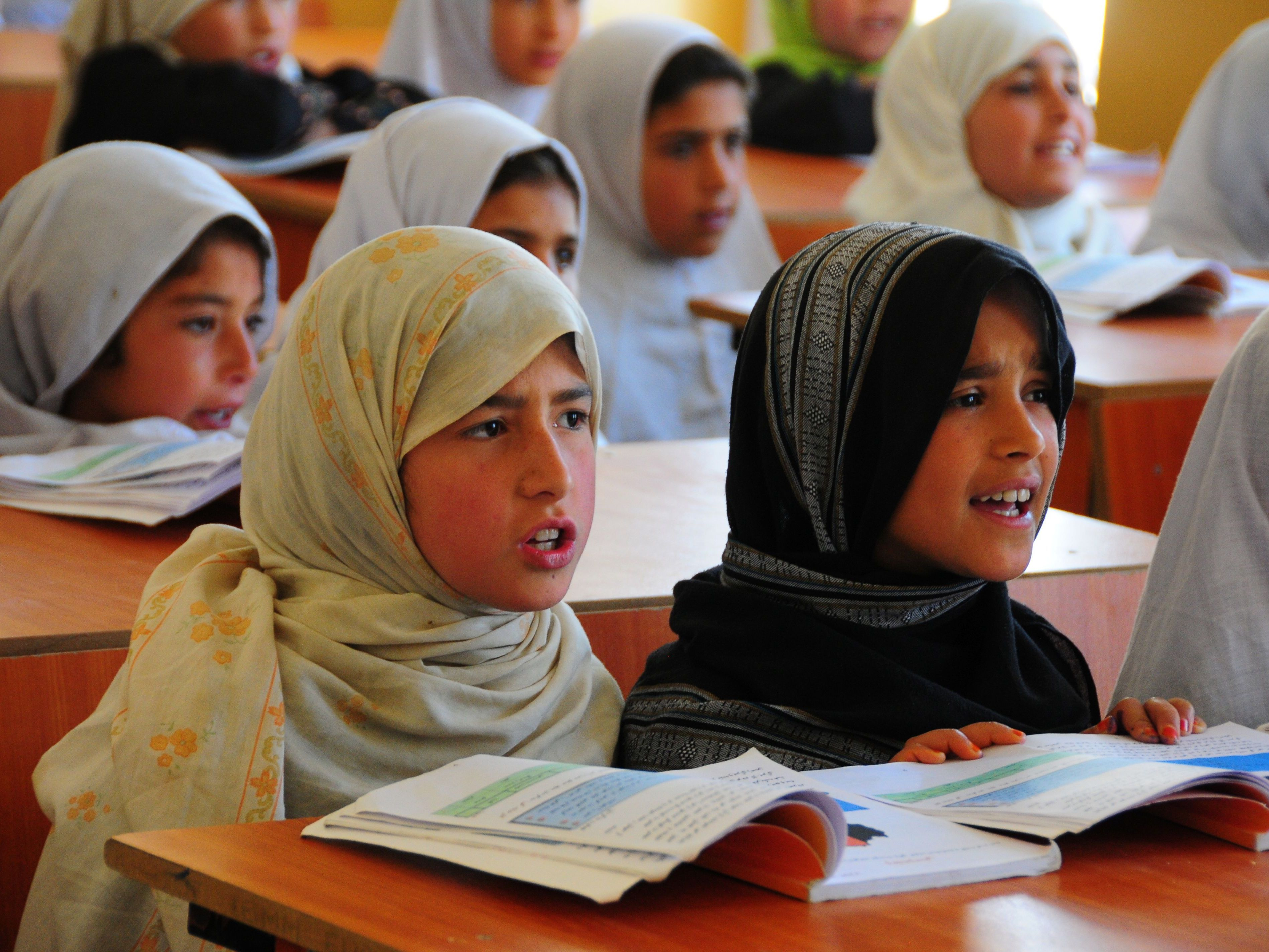 Are Afghanistan's Schools Doing As Well As Touted?