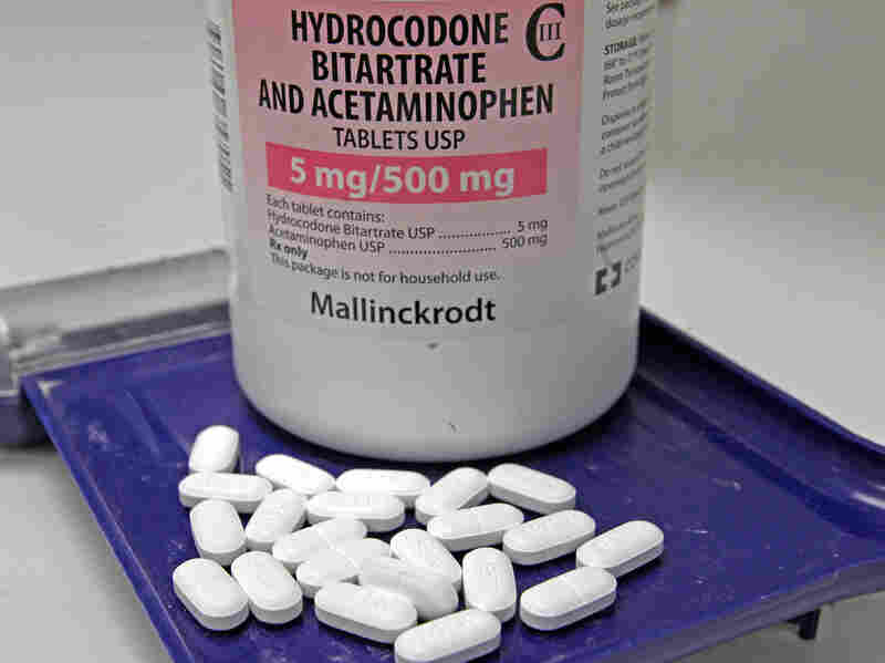 Hydrocodone, sold as Vicodin and other brand names, may face tighter restrictions on prescribing and use.