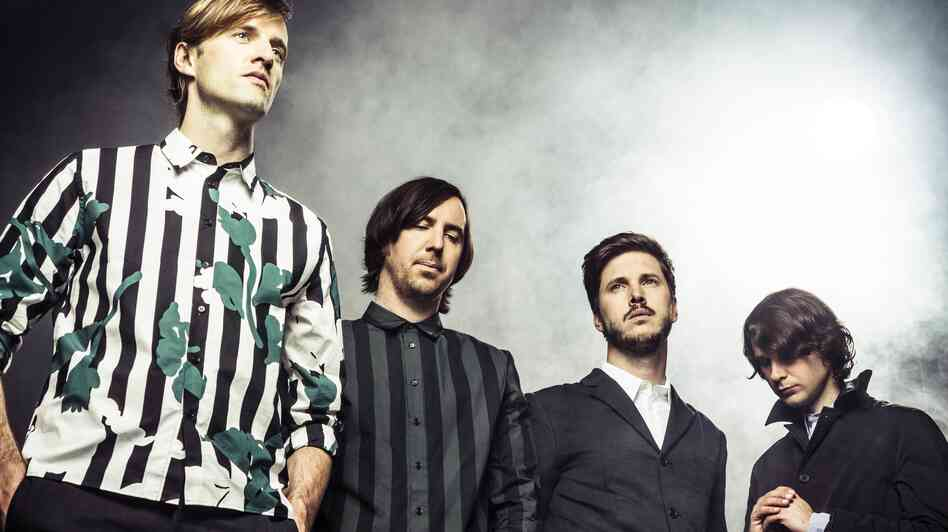 Cut Copy's new album, Free Your Mind, comes out Nov. 5.
