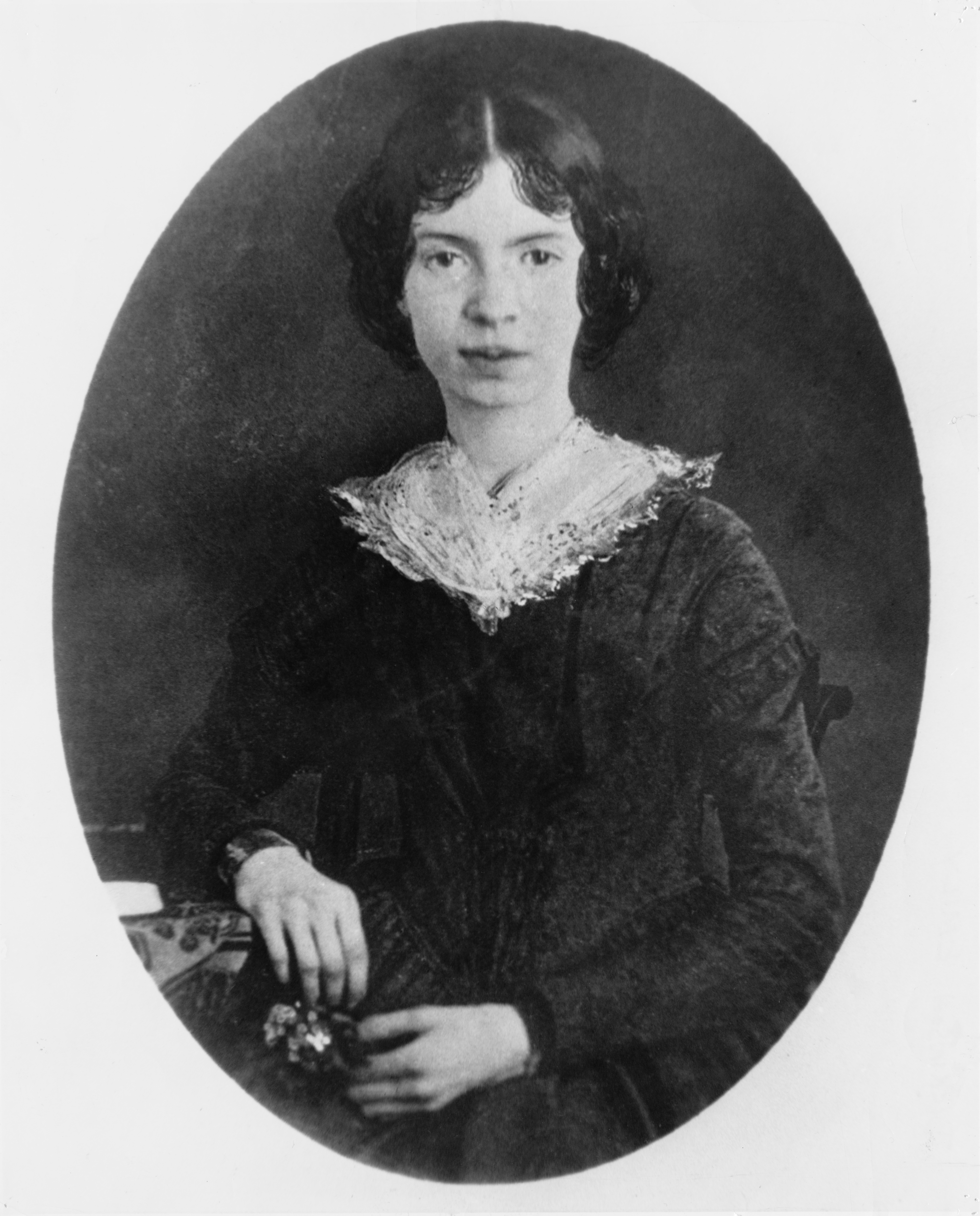 who ended up being emily dickinson