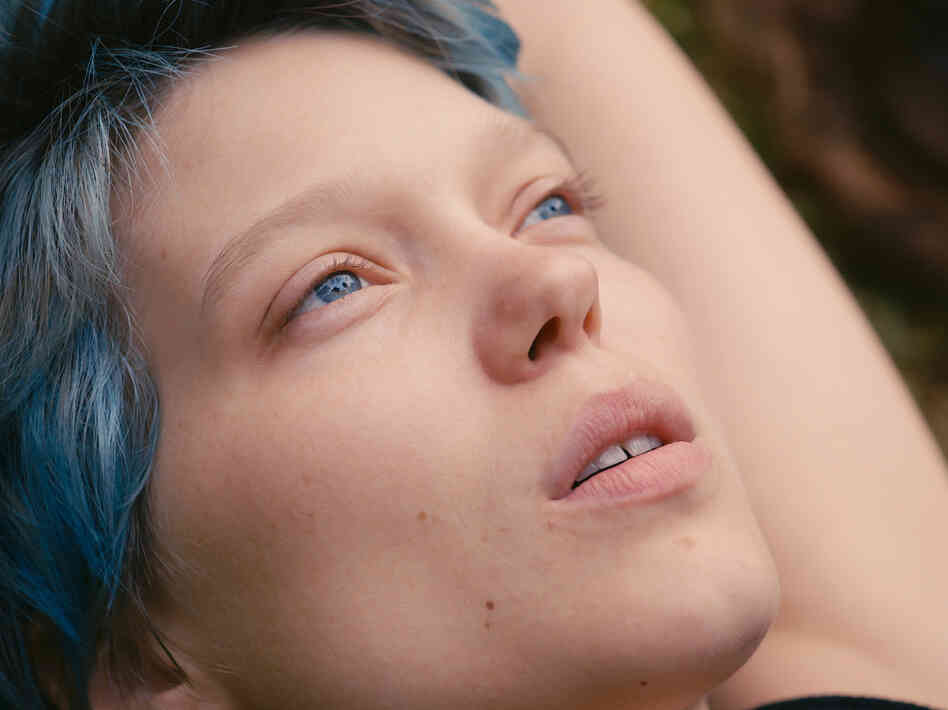 Blue Is The Warmest Color Graphic Scenes