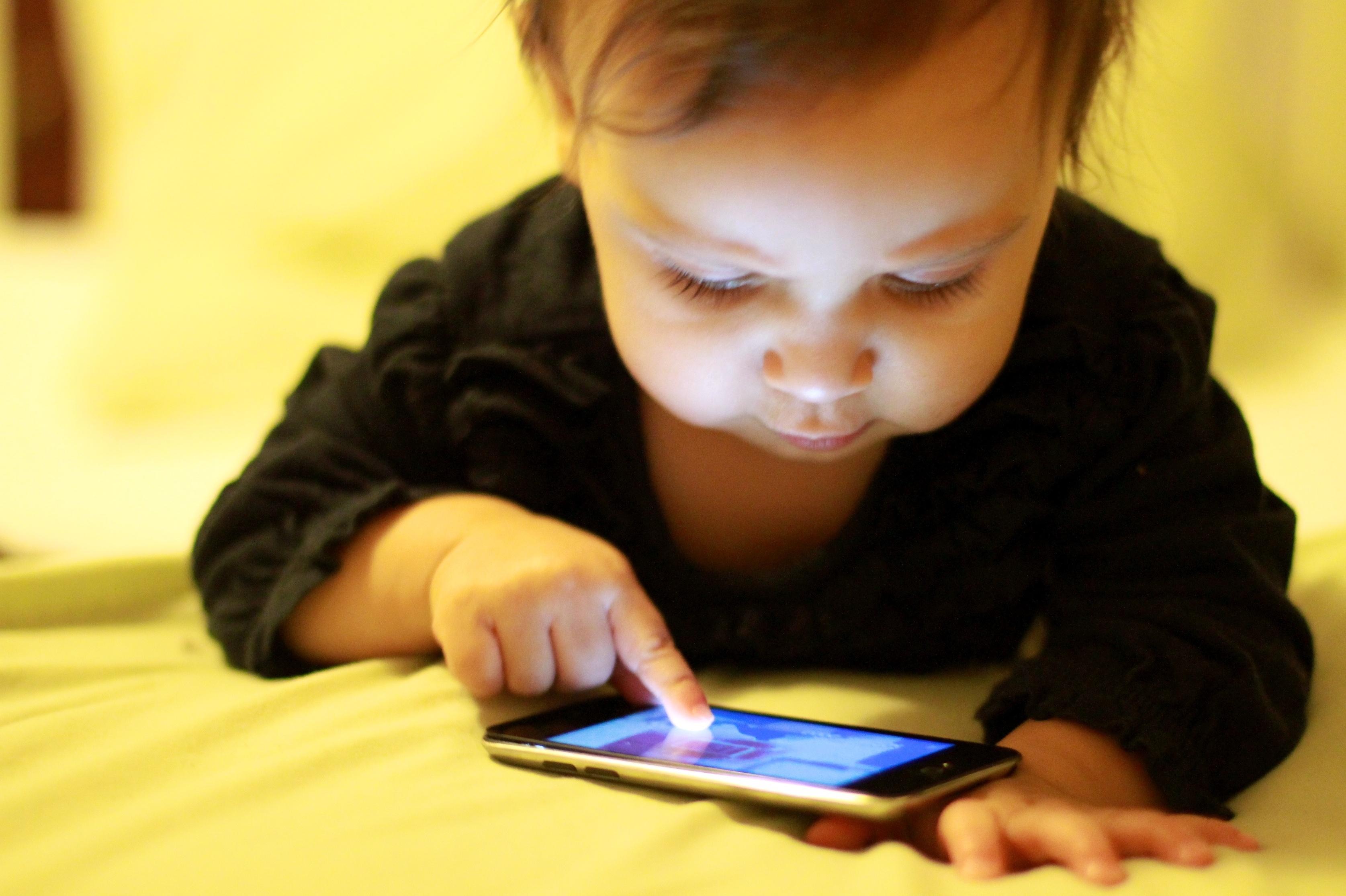 On The Air This Week, We're Exploring Digital Childhood