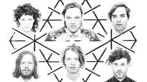 Arcade Fire's new album, Reflektor, comes out Tuesday.