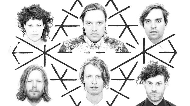 Arcade Fire's new album, Reflektor, comes out Tuesday.