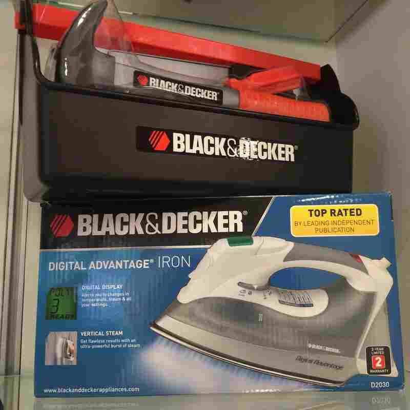 Not actually made by Black & Decker.
