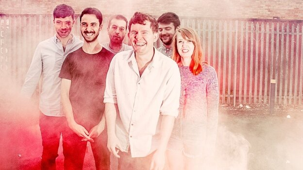 The new Los Campesinos! album, No Blues, comes out Oct. 29.