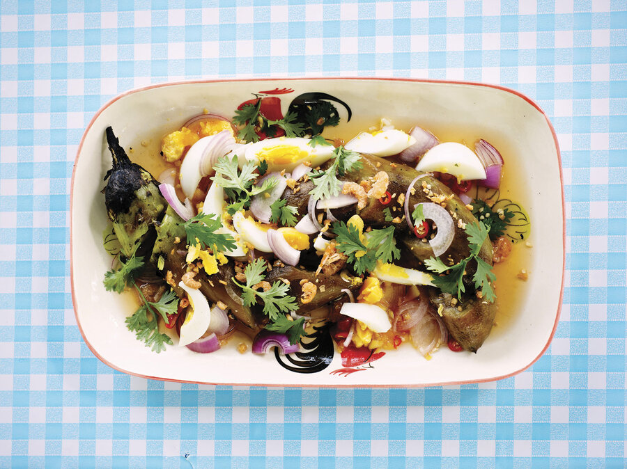 How a portland cook became a proud copycat of thai food the salt how a portland cook became a proud copycat of thai food forumfinder Gallery