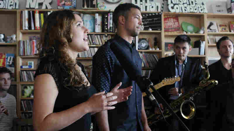 San Fermin: Tiny Desk Concert