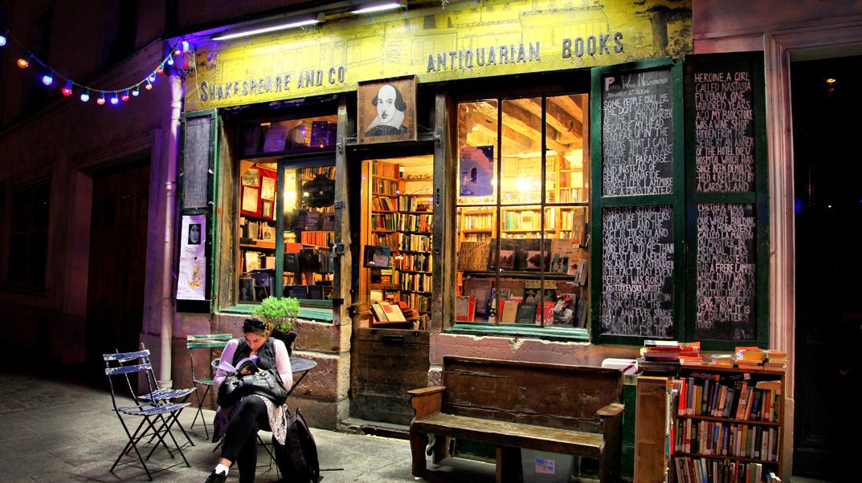Paris Vintage Youth Cafe Culture