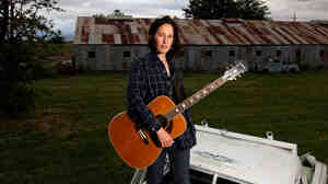Singer-songwriter Rita Hosking grew up in a house she says was haunted. She even saw the ghosts of a mother and her son, she says.