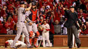Cardinals Get A Walk-Off World Series Win On Bizarre Play