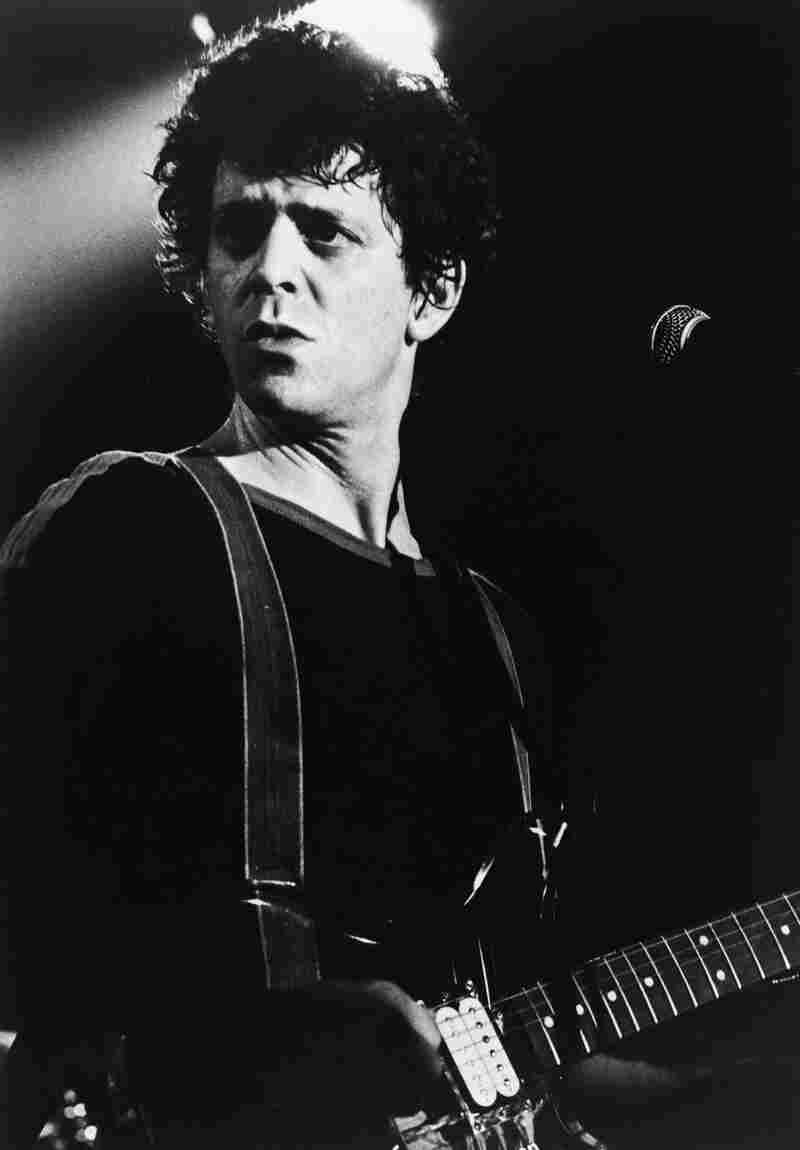 Singer and songwriter Lou Reed, a leader of the ground-breaking rock group the Velvet Underground, has died at age 71. He's seen here in the 1970s.