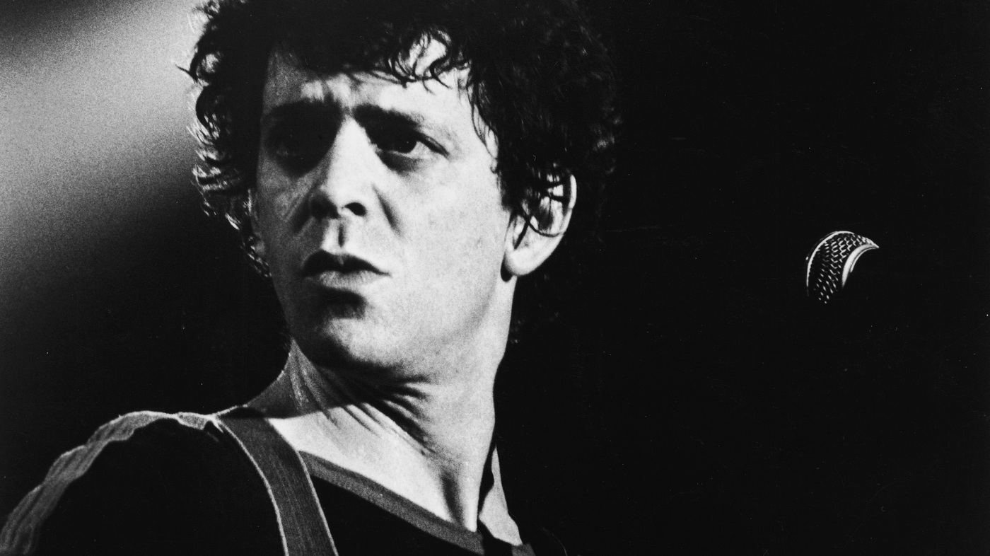 Lou Reed Leader Of The Velvet Underground Has Died At 71 The Two
