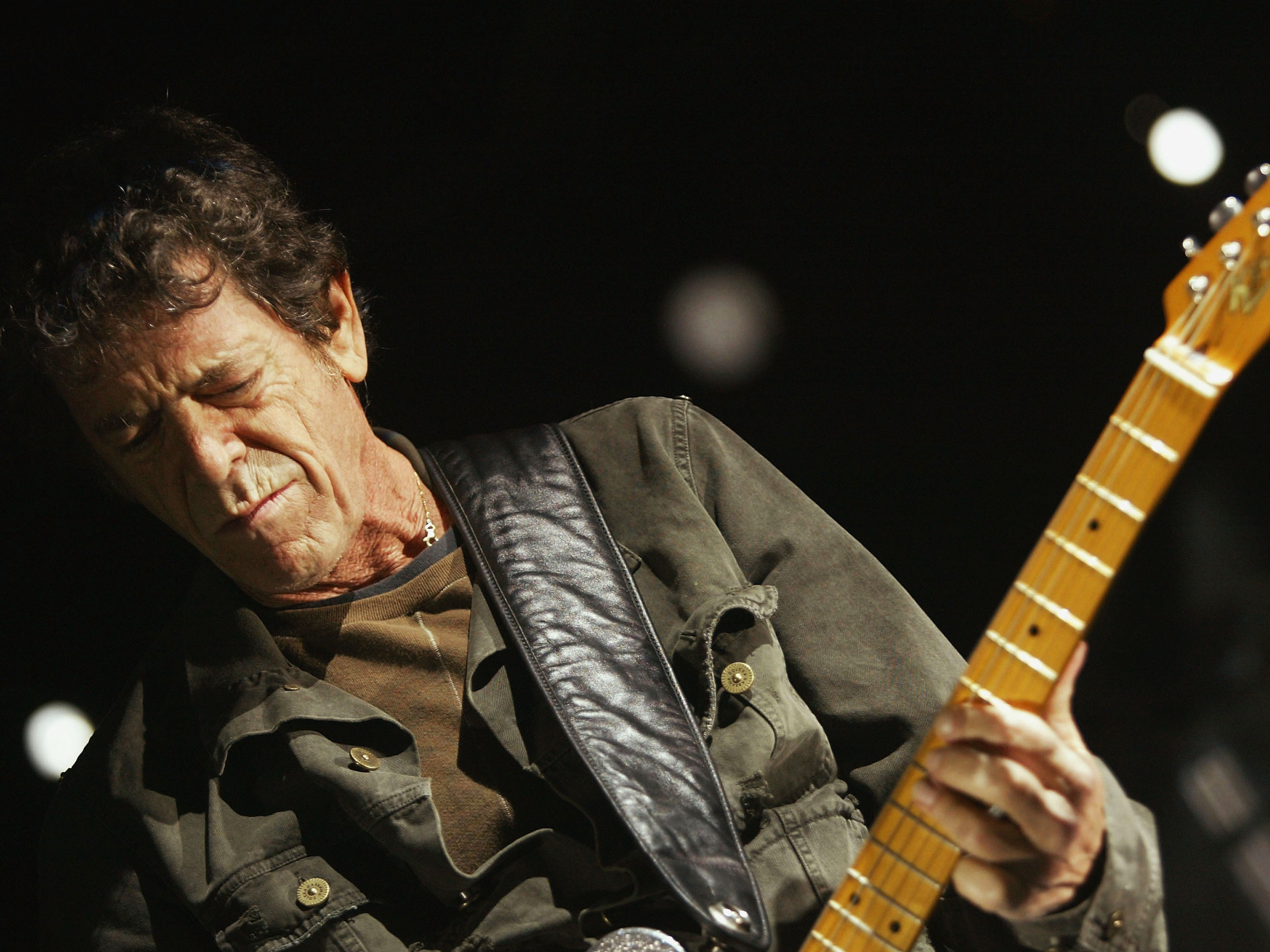 Never Back Down: Fresh Air Remembers Lou Reed
