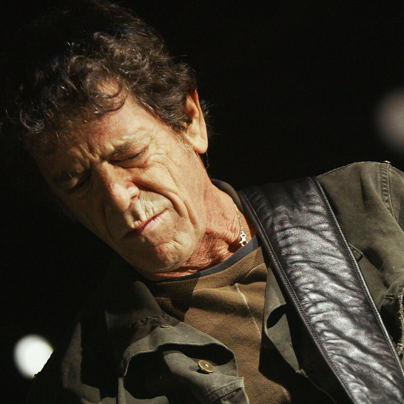 Biographer Sought To Write The Kind Of Book Lou Reed