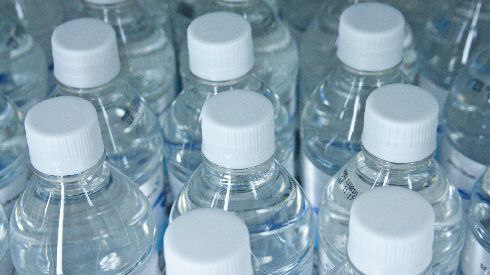 How Much Water Actually Goes Into Making A Bottle Of Water?