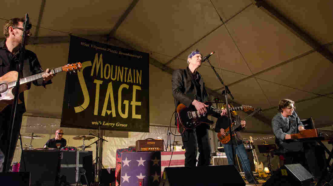 BoDeans recently performed live on Mountain Stage.