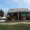 A house damaged by Superstorm Sandy, in Tuckerton, N.J.