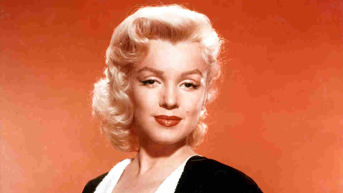 An undated photo of Marilyn Monroe.