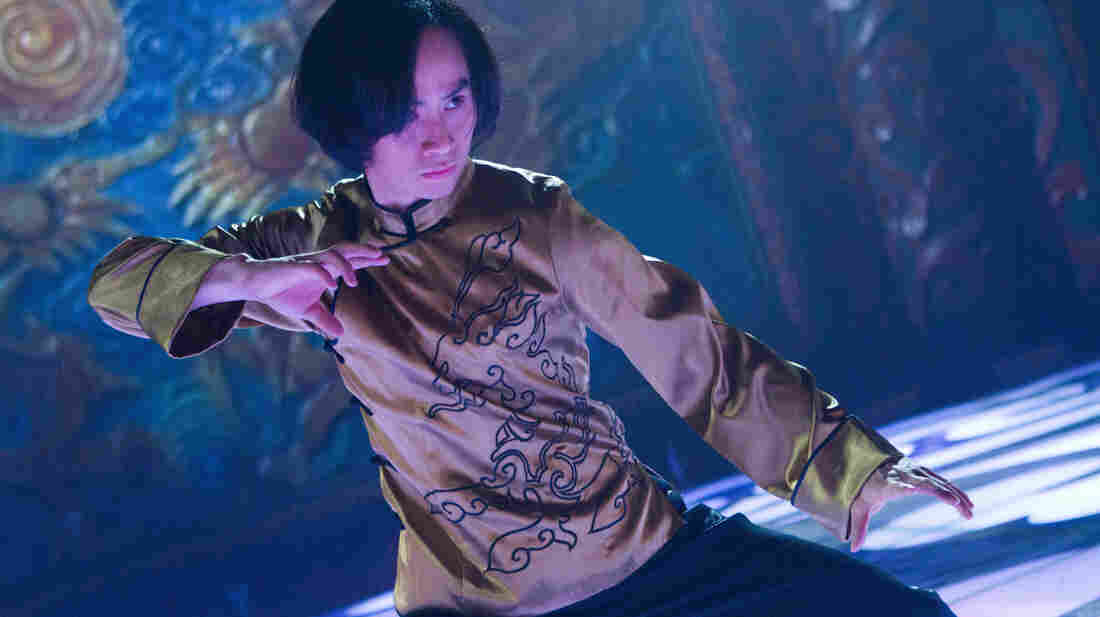 In Man of Tai Chi, the titular practitioner (Tiger Hu Chen) joins an underground fight-club ring to prove that his chosen art belongs in the arena.