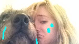 Snapchat cryface