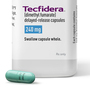 Tecfidera is a new medicine to treat multiple sclerosis.