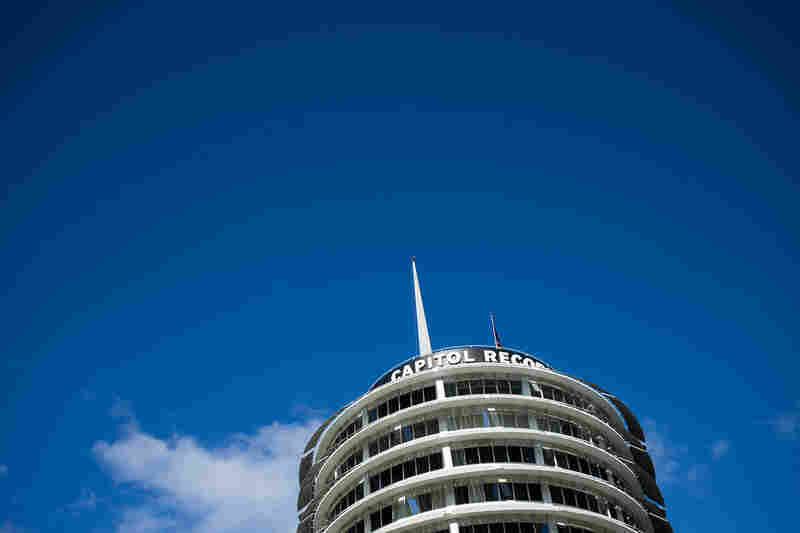 Capitol Studios in Los Angeles opened in 1956 in the heart of Hollywood and was famous, in part, for what was considered at the time to be a futuristic design.