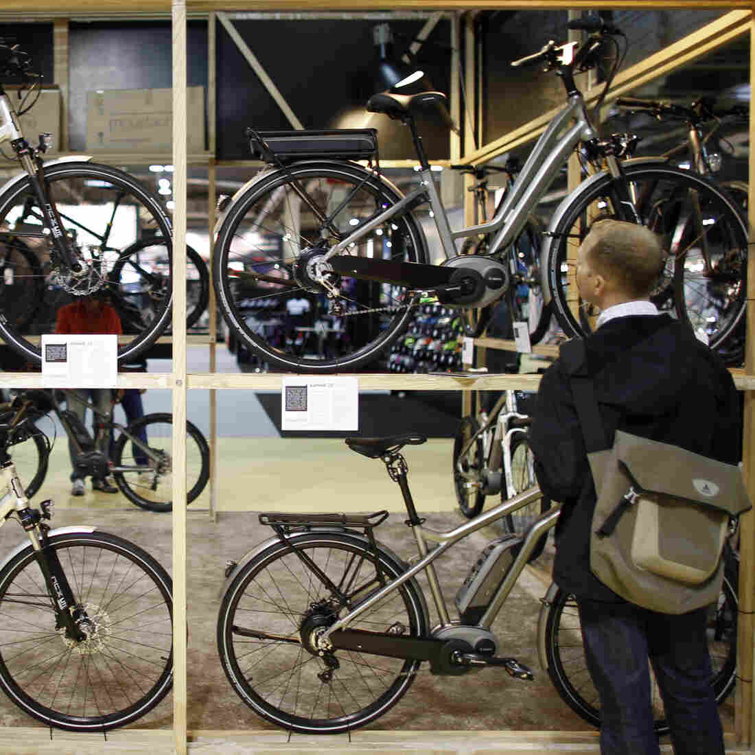 3 Charts (And A Few Words) On The Rise Of Electric Bikes