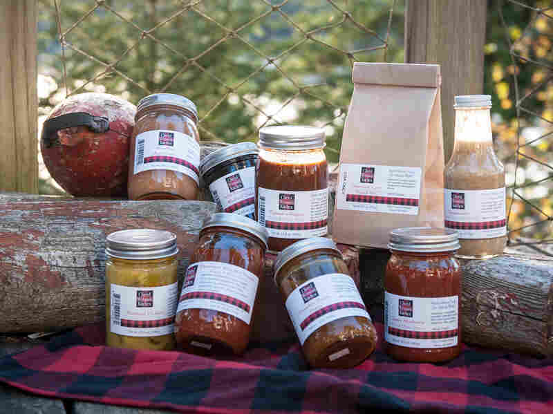 For $300, a share from Cheryl Wixon's Kitchen will get you 54 jars of pasta and pizza sauces, cranberry ketchups and fruit jams and butters delivered between November and April.