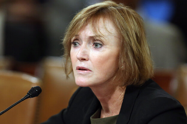 Marilyn Tavenner was the first Obama administration official to testify before Congress about the troubled launch of HealthCare.