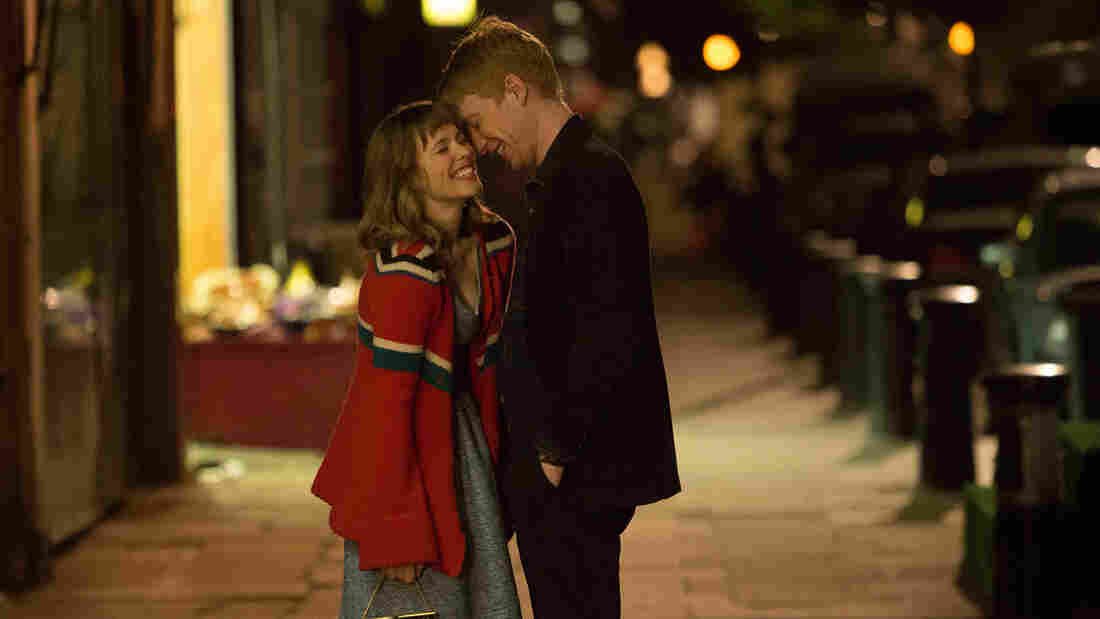 In About Time, Tim (Domhnall Gleeson) learns that he's inherited the ability to travel back and forth in time — and uses the gift to pursue love and a li