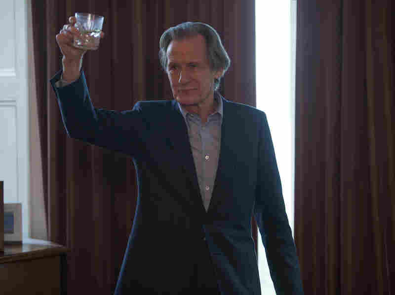 Tim's father (Bill Nighy) also has the family's unique gift and advises his son to be careful with how he uses it.