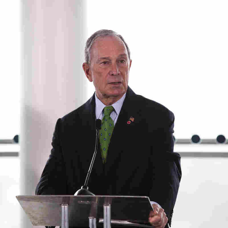 Bloomberg's New Colorado Play: $1 Million For Tax Measure