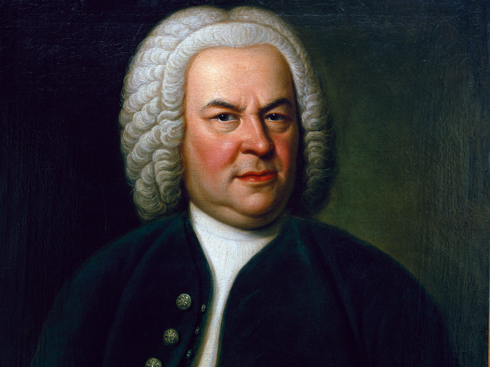 Bach Unwigged: The Man Behind The Music
