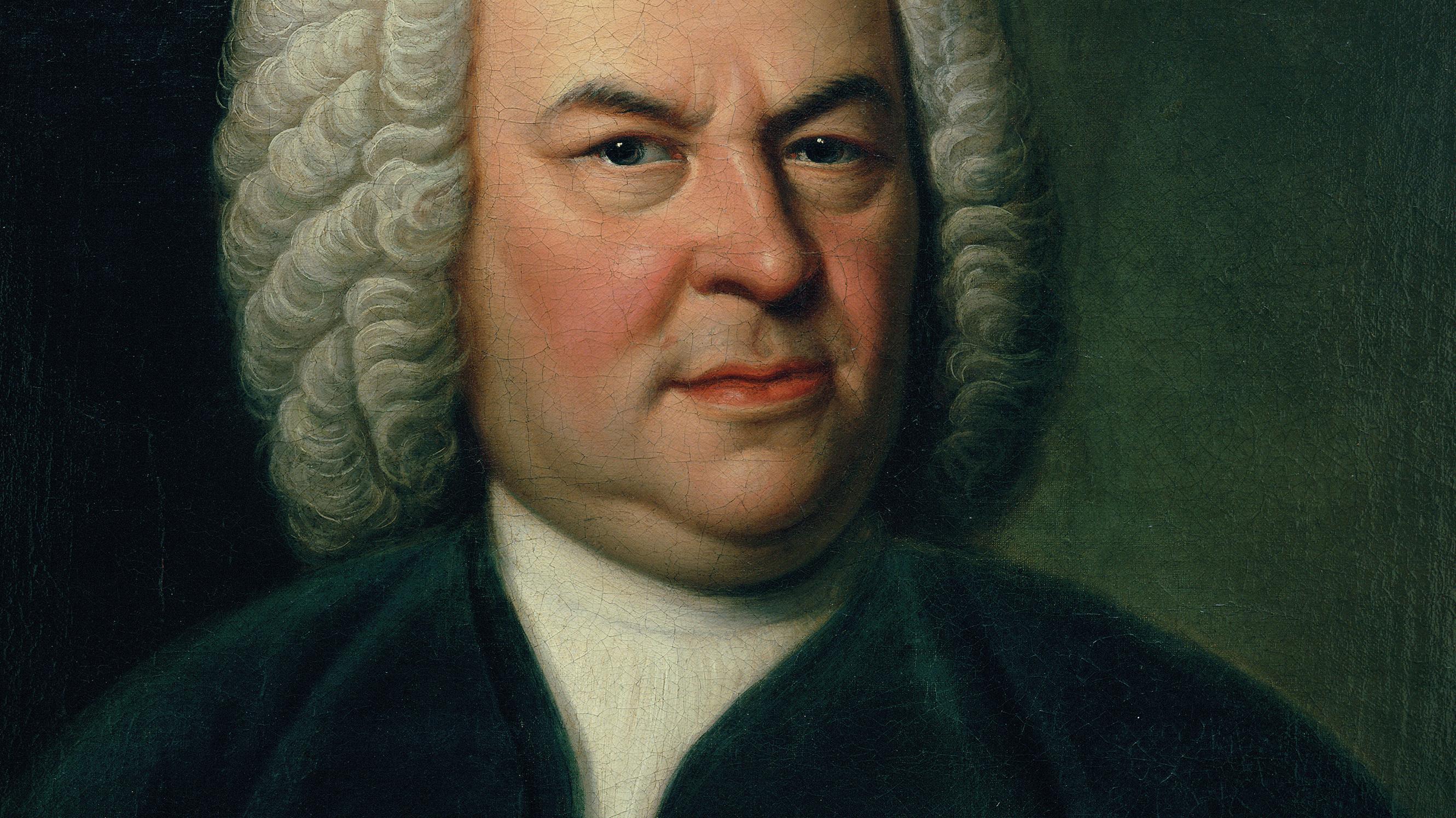 Bach Unwigged: The Man Behind The Music : Deceptive Cadence : NPR