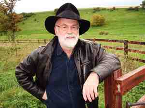 Best known for the Discworld fantasy series, Terry Pratchett was diagnosed with a rare fo