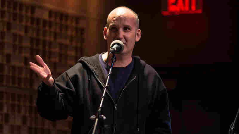 Ian MacKaye: Punk rock icon, dental missionary. He joined Ask Me Another at NPR Headquarters in Washington, D.C.