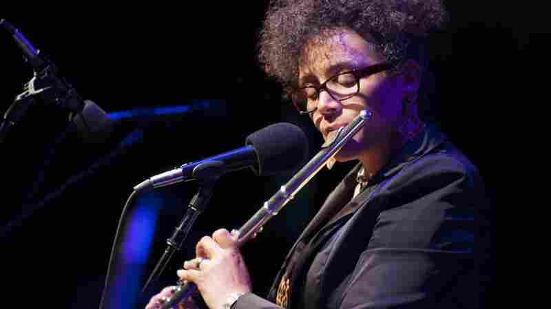 Nicole Mitchell And Ice Crystal On JazzSet