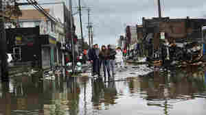 In Sandy's Wake, Flood Zones And Insurance Rates Re-Examined