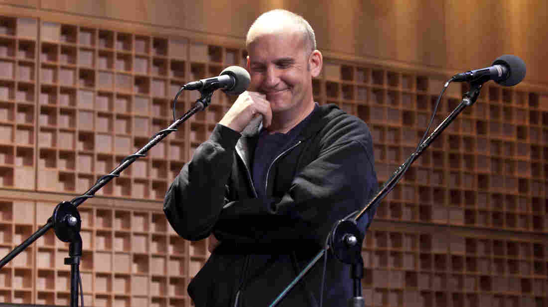 Ian MacKaye made his mark on the D.C. punk scene with Minor Threat and Fugazi.