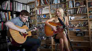 Ashley Monroe: Tiny Desk Concert