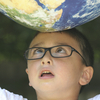 To children the world is a vast experiment, a laboratory of how things interact with one another.
