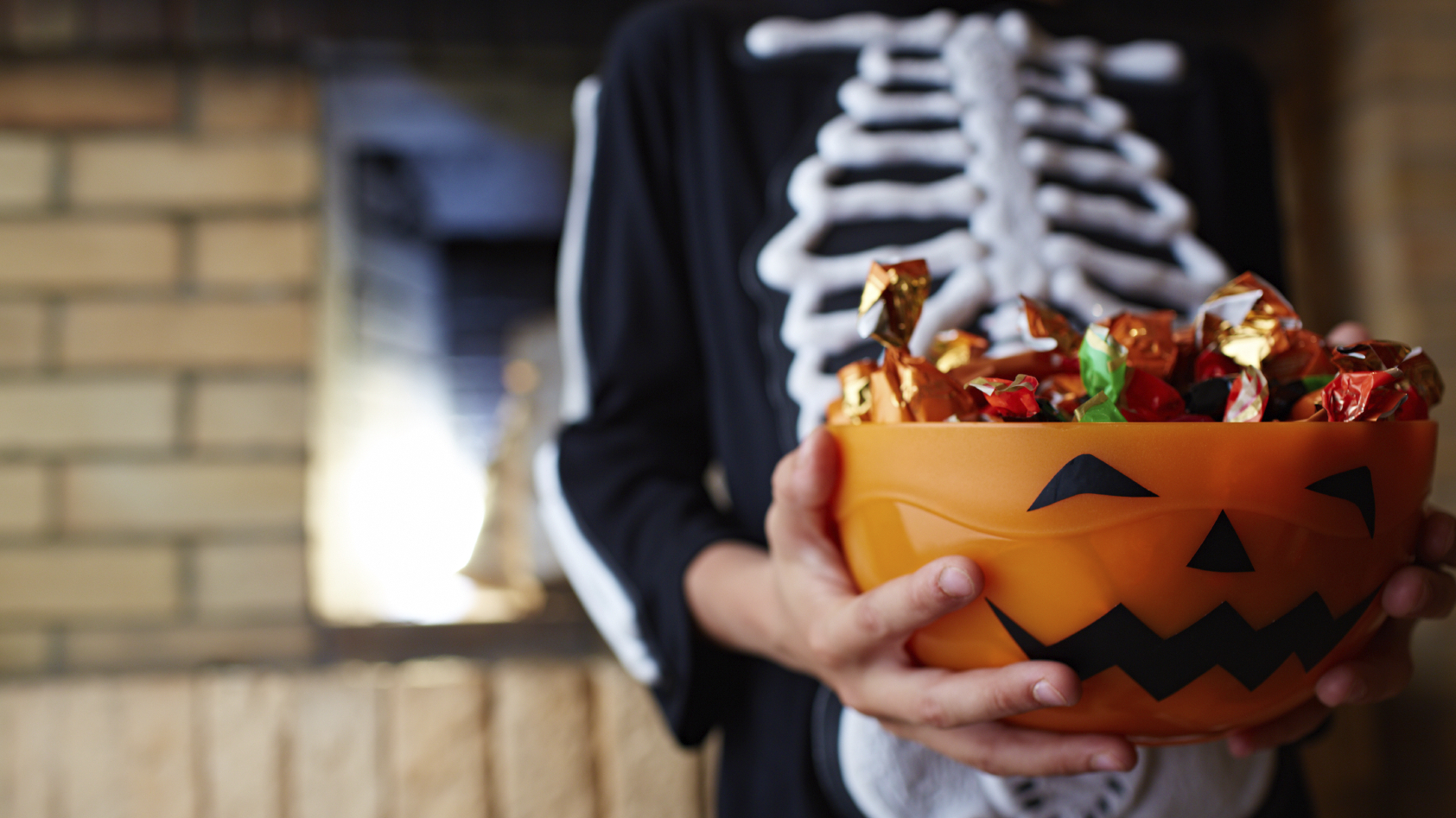 Why Are Kids Who Get Less Candy Happier On Halloween?