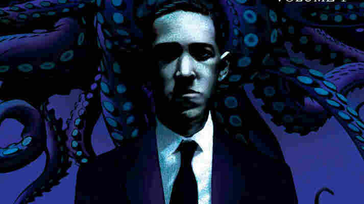An artists's rendition of pulp-fiction writer H.P. Lovecraft is just one example of the author's growing popularity.