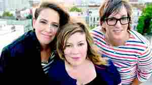 Luscious Jackson has reconvened after more than a decade for its new album, Magic Hour, which comes out Nov. 5.