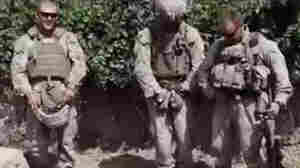 Case Of Marines Desecrating Taliban Bodies Takes A New Twist